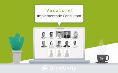Vacature: Implementatie Consultant