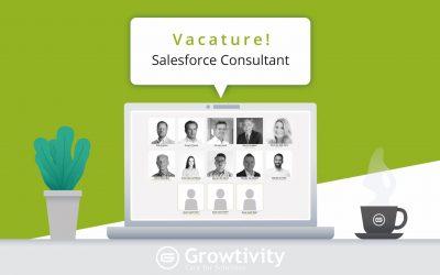 Vacature: Salesforce Consultant